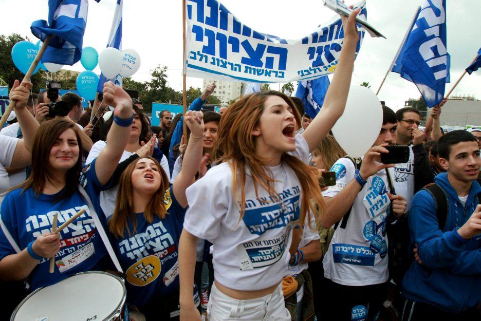 النشاطات الانتخابية في المدارس محصورة على اليهود