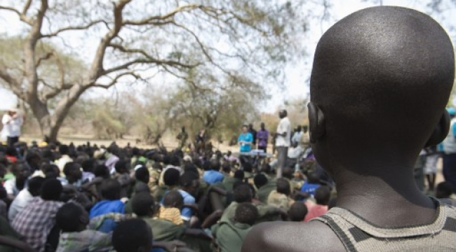 اختطاف 89 صبيا في جنوب السودان
