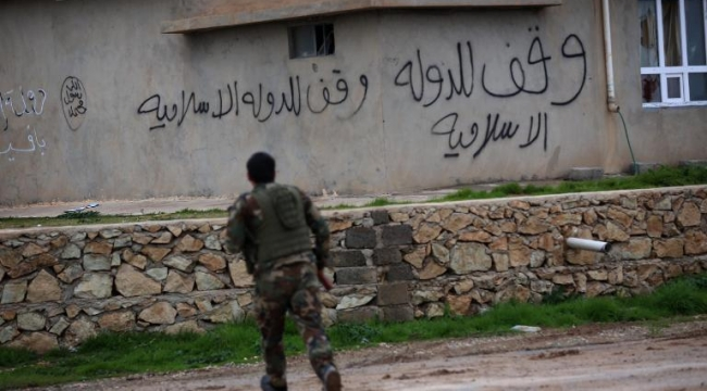 داعش يعرض تسليم جثث مقاتلين أكراد مقابل مبالغ مالية