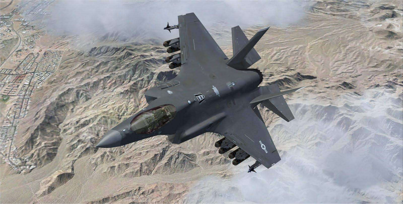 """إسرائيل تشتري سرب طائرات مقاتلة من طراز """"اف 35"""""""