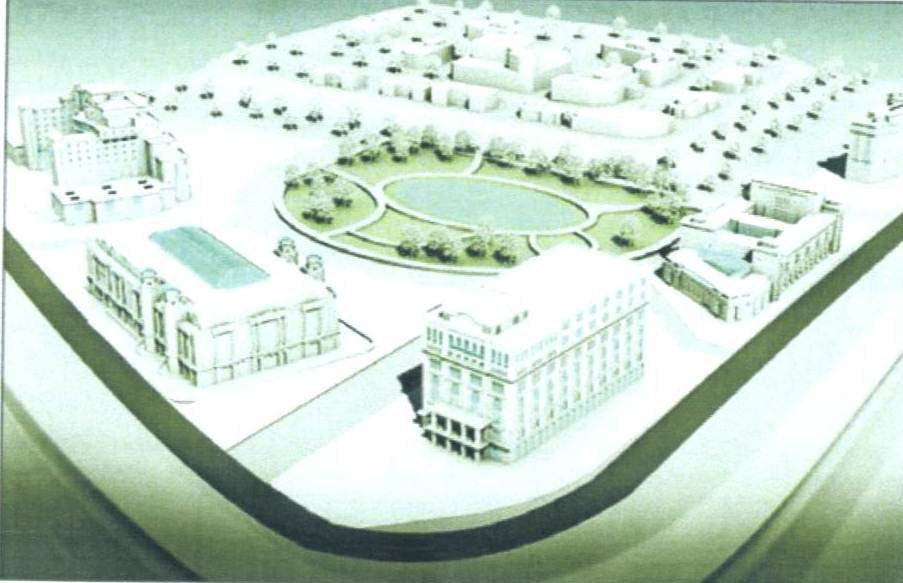 مخطط لبناء ستة فنادق ومراكز تجارية قبالة الأقصى
