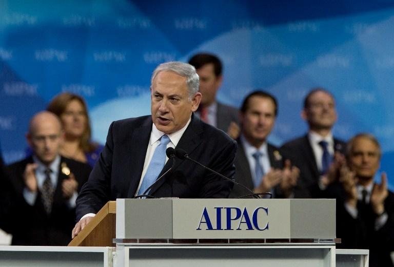 """""""أيباك"""" يطالب نشطاءه بحث أعضاء كونغرس على حضور خطاب نتنياهو"""