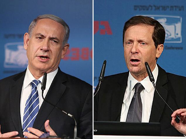 """استطلاعات اليوم: """"المعسكر الصهيوني"""" يتفوق على الليكود والمشتركة القوة الثالثة"""