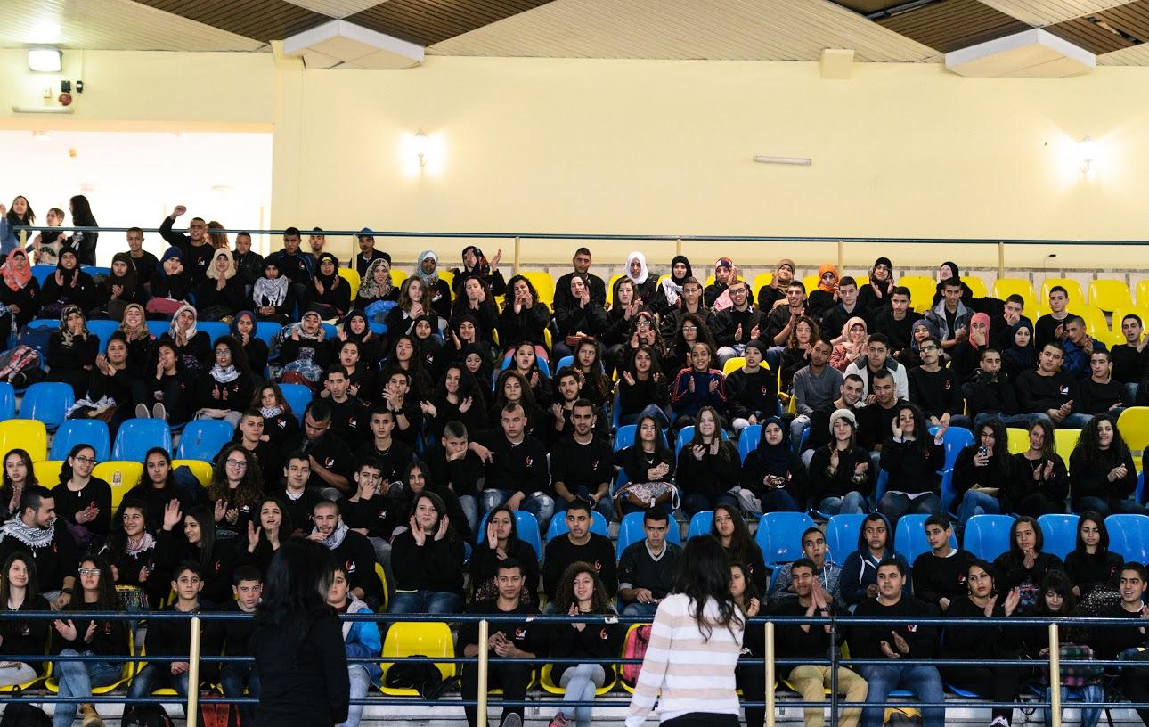 بلدنا تجمع 150 شابا عربيا في لقاءها القطري بالناصرة