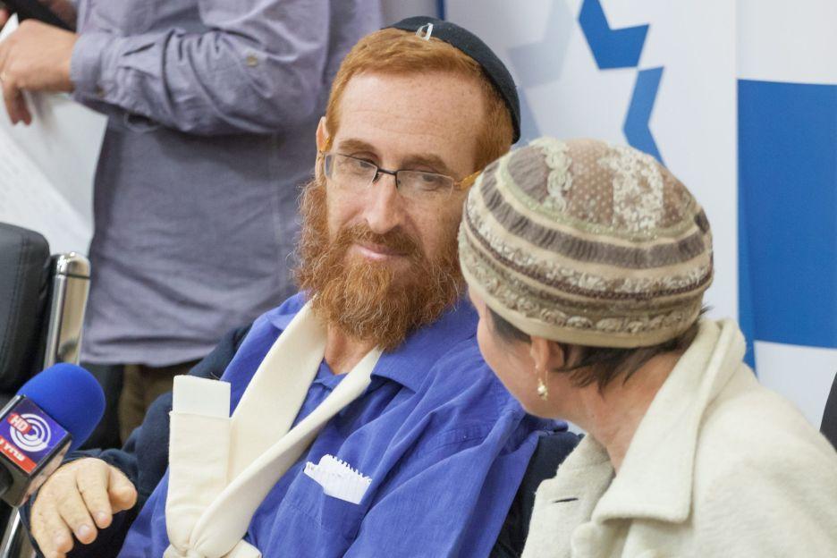 محكمة إسرائيلية تعوض غليك بنصف مليون شيكل جراء منعه من دخول الأقصى