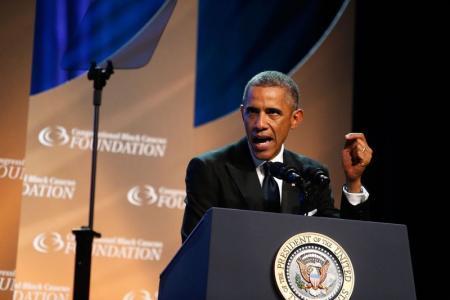 أوباما سيعترض على السماح للكونغرس بمراجعة اتفاق إيران