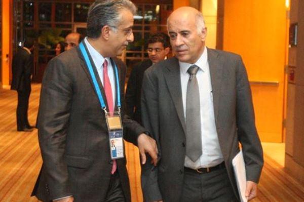 الرجوب يبارك تزكية سلمان بن إبراهيم رئيساً للاتحاد الاسيوي