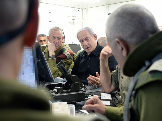 هل منع غانتس هجوما إسرائيليا ضد إيران؟