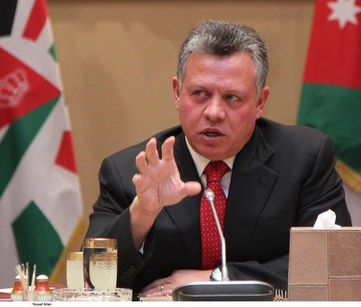 """ملك الأردن: حرب عالمية ثالثة تجري ضد """"داعش"""""""