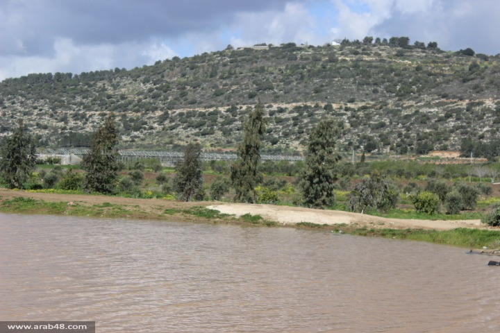 """دير حنا: صراع مع """"حماية الطبيعة"""" على بركة المياه التاريخية"""
