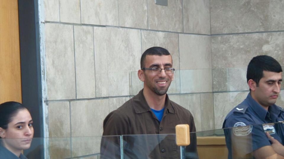 كفر كنا: إبقاء قرار السجن المؤبد و15 عامًا على الأسير عنبتاوي