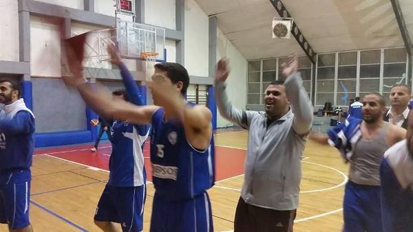 فوز جت على معغان ميخائيل ضمن الدرجة الأولى لكرة السلة
