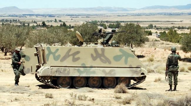 الجيش التونسي يقتل اثنين من الإرهابيين على الحدود مع الجزائر