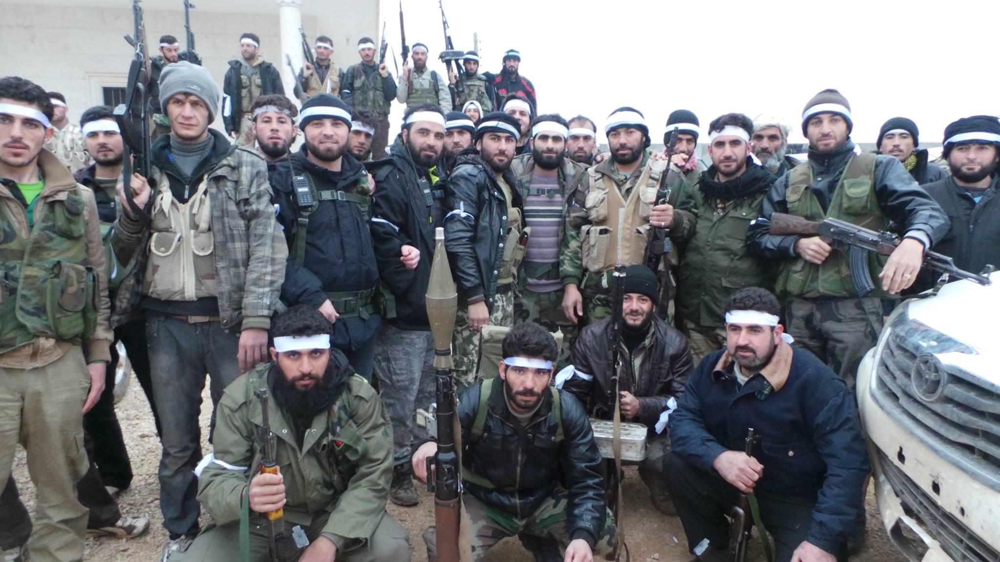 تقرير: استراتيجية واشنطن في سوريا تتعثر بسقوط حركة حزم المعارضة