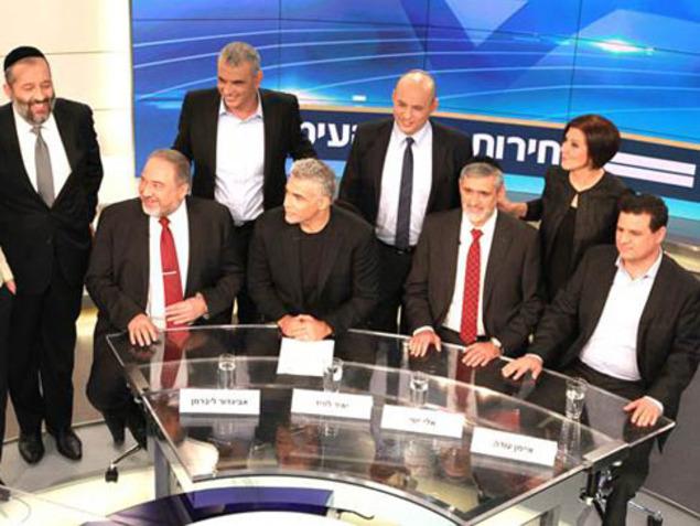 """استطلاعات: تباين حول قوة الليكود و""""المعسكر الصهيوني"""" أكثر استقرارا"""