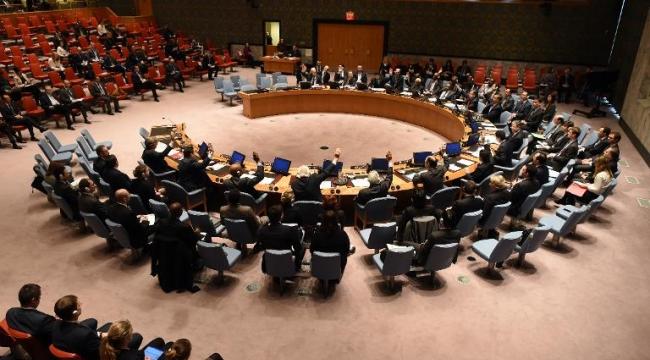 مجلس الأمن يصوت على قرار يدين استخدام غاز الكلور في سوريا