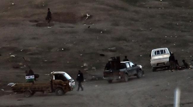 """تراجع كبير لـ""""داعش"""" شمال سوريا"""