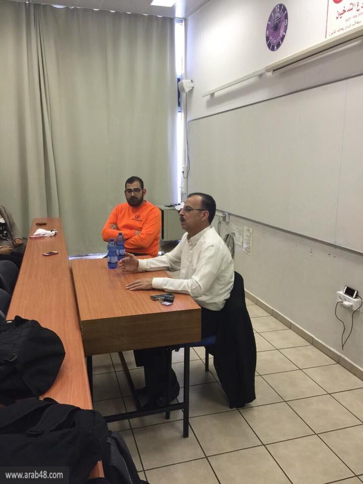 جامعة حيفا: ندوة انتخابية بالمساكن ينظمها التجمع الطلابي