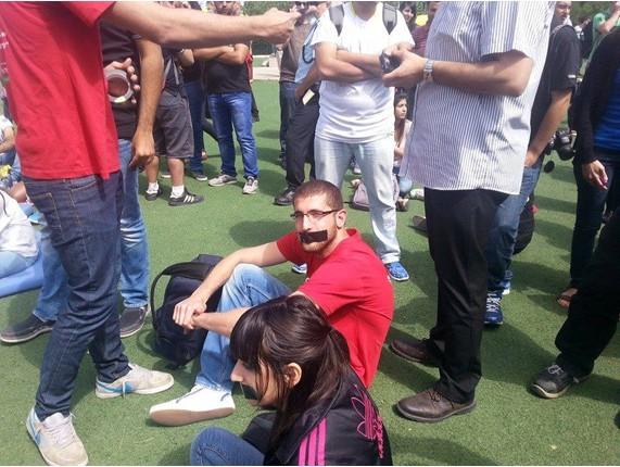 المحكمة العليا تأمر جامعة حيفا بوقف منع احتجاجات بحرمها