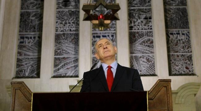 نتنياهو يتهم المجتمع الدولي بالعمل على إسقاطه