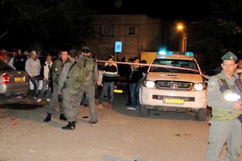 شجار في طرعان وانفجار في حيفا ورصاص بالمغار