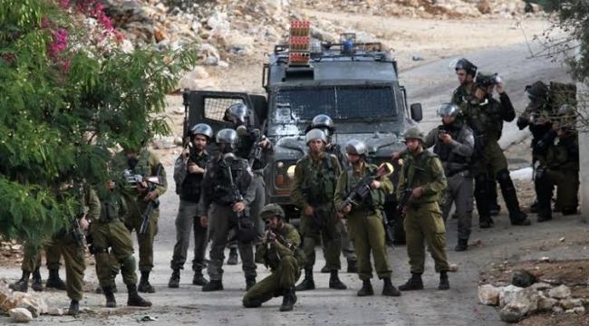 نابلس بين فكي الأجهزة الأمنية الفلسطينية وقوات الاحتلال