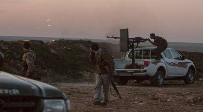 """سوريا: """"داعش"""" يجابه برد عنيف قرب رأس العين"""