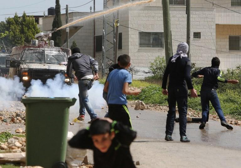 3 إصابات بالرصاص الحي واعتقال 3 ناشطات الضفة الغربية