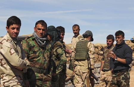 العراق: «داعش» استخدم السلاح الكيماوي
