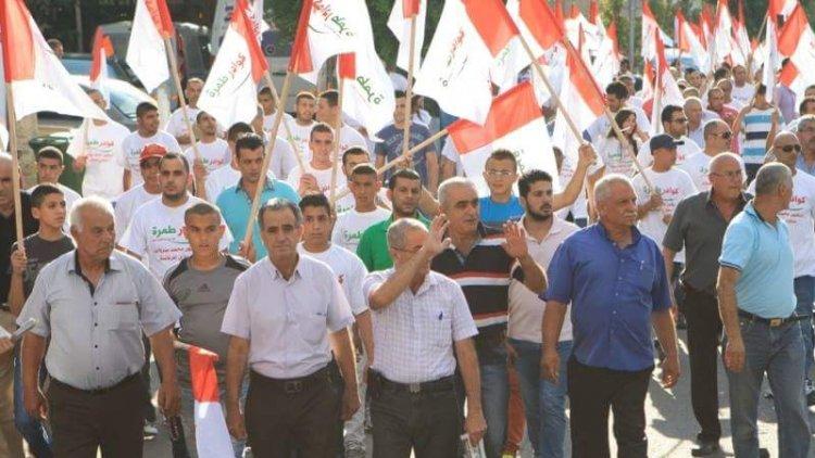 طمرة: أجواء تفاؤل  بشعبية المشتركة تسبق الانتخابات