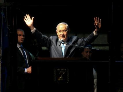 المعسكر الصهيوني: ظهر الوجه الحقيقي لنتنياهو