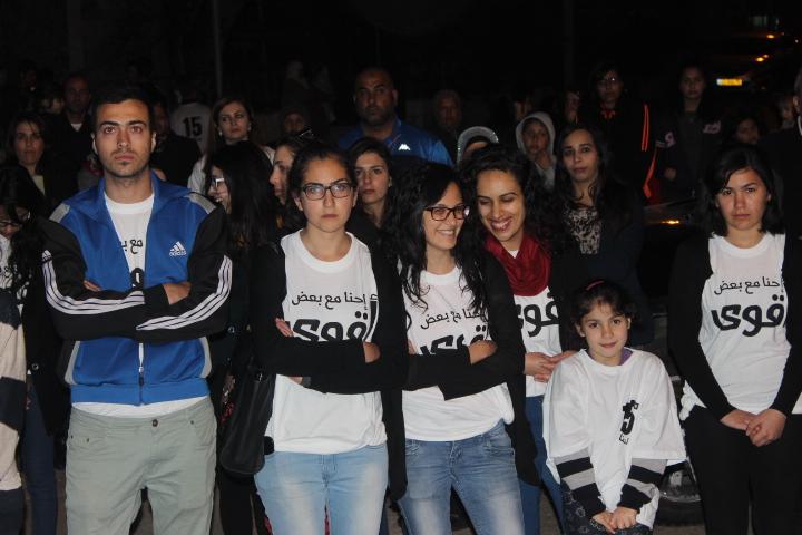 كوكب أبو الهيجا: مسيرة تدعو لرفع نسبة التصويت