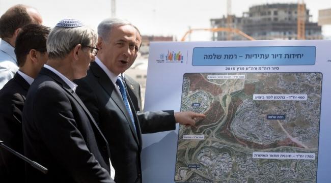 نتنياهو: إذا انتخبت لن تقوم دولة فلسطينية