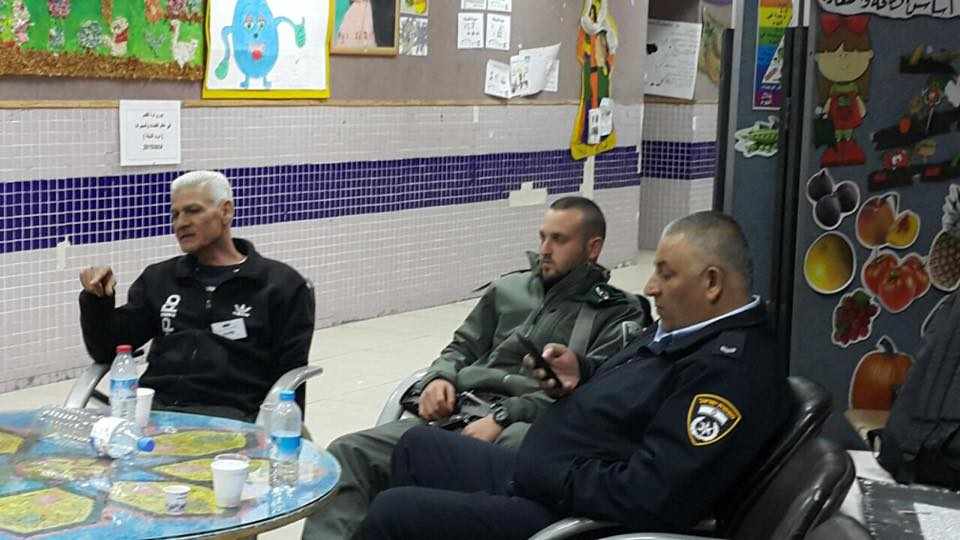 المشتركة تحذر من التواجد المكثف للشرطة قبالة صناديق الاقتراع