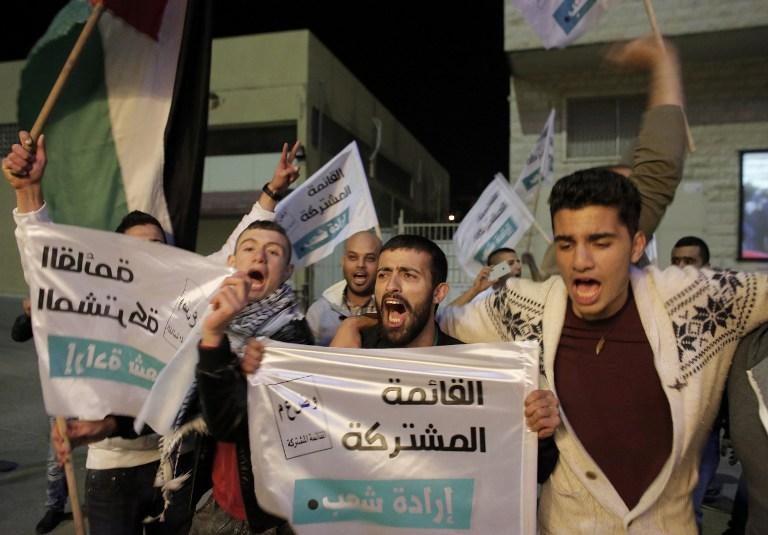 القائمة المشتركة: تصويت العرب تجاوز 70%