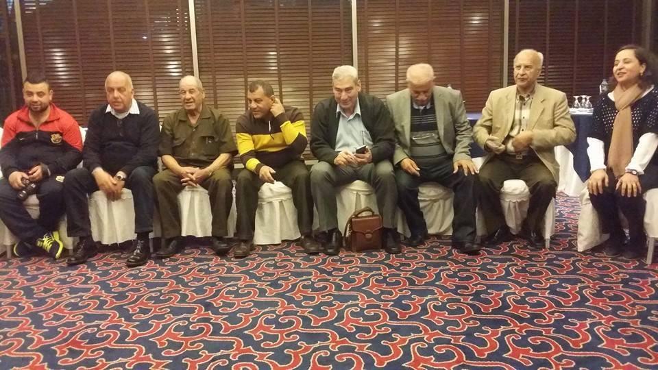أهال من الغابسية والحدثة وبيسان يلتقون في عمّان