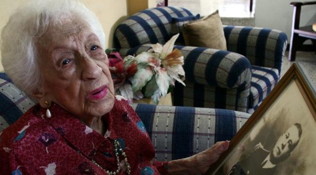 وفاة امرأة عن عمر يناهز 127 عاما