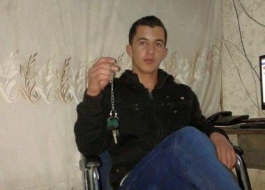 الجلزون: الصافي الذي أصيب برصاص الاحتلال في وضع حرج جدا