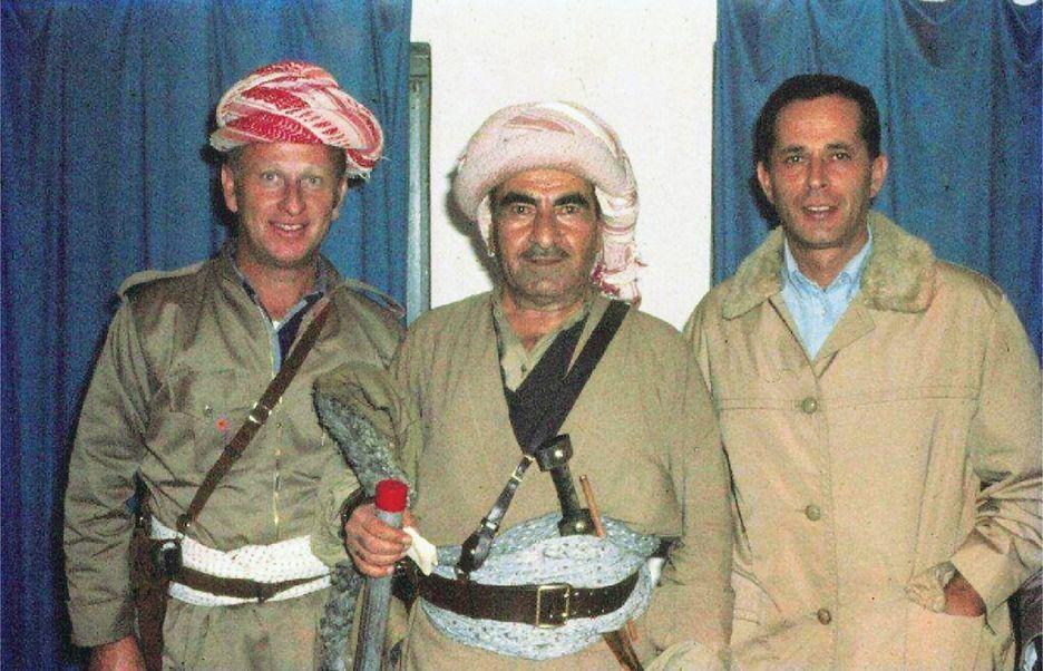 إسرائيل هجرت يهود العراق بمساعدة الأكراد