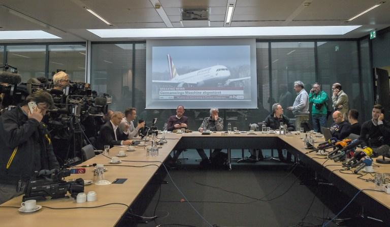 وزير النقل الفرنسي يؤكد أن لا ناجين من حادث الطائرة الألمانية