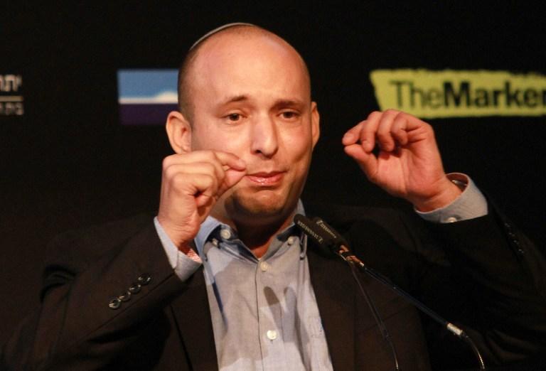 """""""البيت اليهودي"""" يريد حقائب الأمن والتربية والتعليم والأديان"""