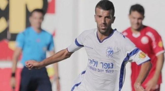 """عباس لـ""""عرب 48"""": سعيد لتسجيلي الهدف والاهم الفوز لأبناء اللد"""