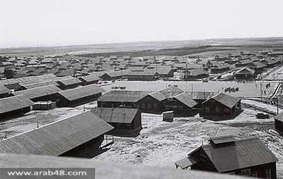 بعد 98 عاما من إقامته: بدء إخلاء معسكر صرفند