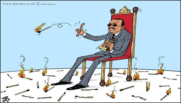 اليمن.. انتقام علي صالح/ بشير البكر