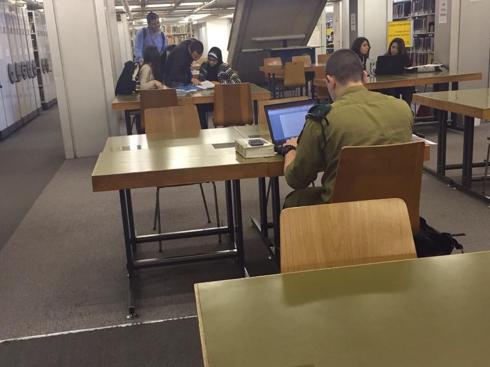 الطلّاب العرب: جامعة حيفا ثكنة عسكرية أم مؤسسة أكاديمية؟