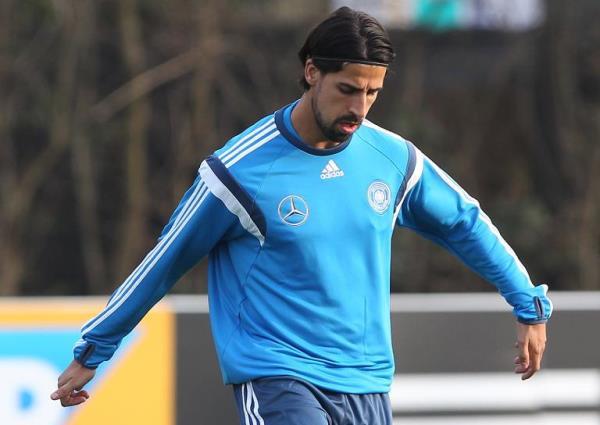 سامي خضيرة يؤكد رحيله عن ريال مدريد