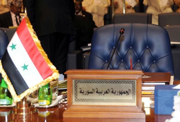 مقعد سوريا الشاغر الوحيد في قمة شرم الشيخ