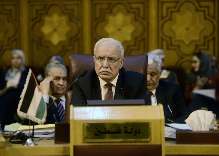 """المالكي يتوجه لمحكمة """"لاهاي"""" للمشاركة في مراسم انضمام فلسطين"""