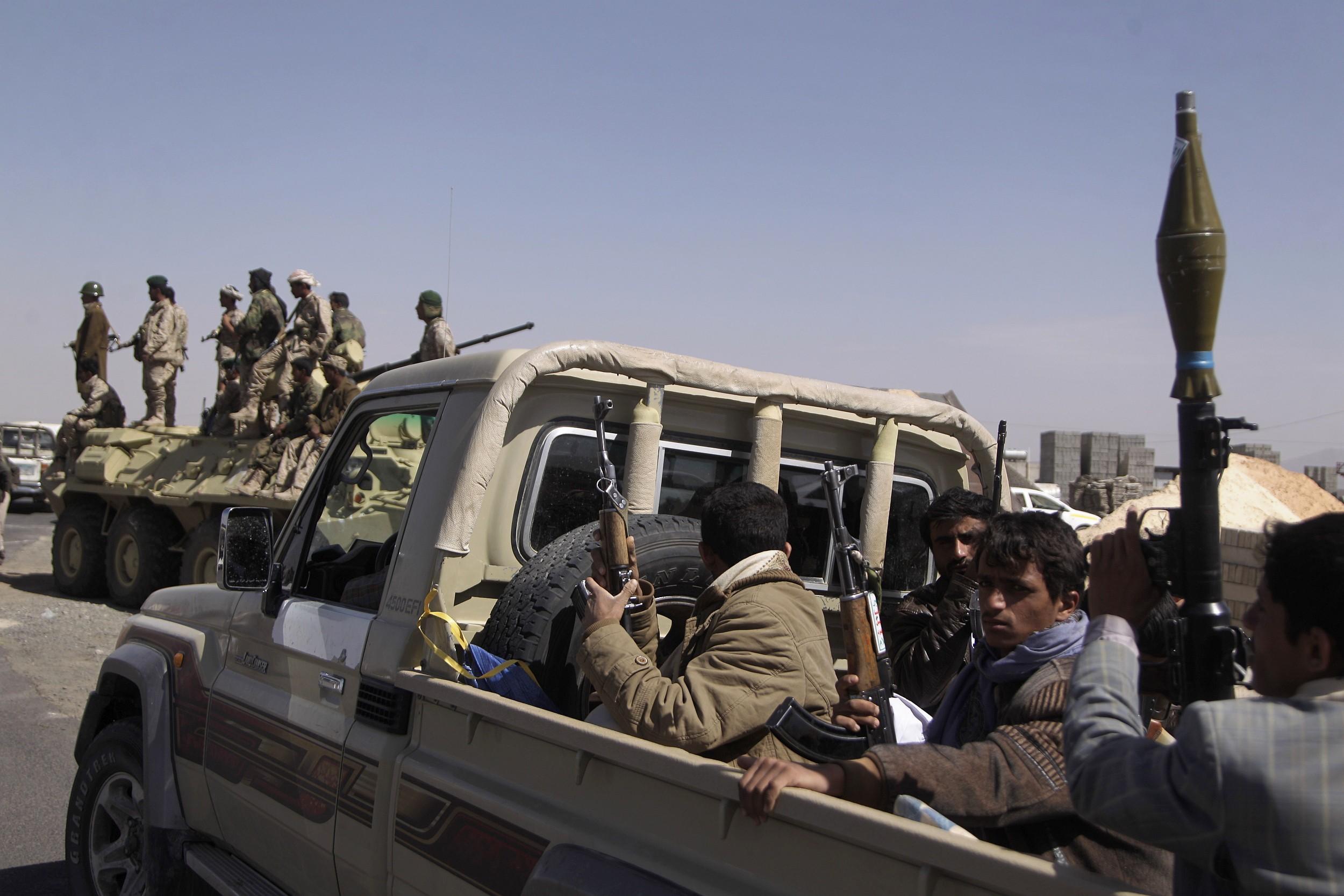الحوثيون لا ينتظرون دعما ويبدأون جمع حشودهم