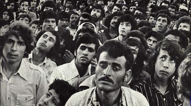 فيلم يوم الأرض للمخرج غالب شعث من ١٩٧٨